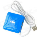 HUB USB 2.0 4 port SSK-SHU027